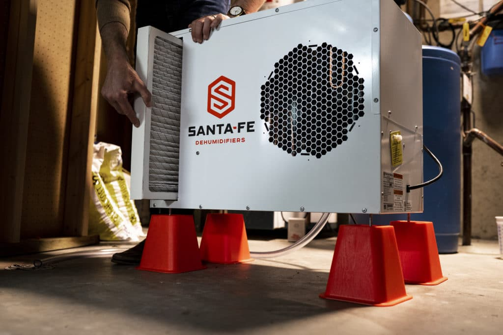 Santa Fe Basement Dehumidifier Installation NJ